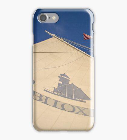 Biloxi Schooner Sail  iPhone Case/Skin