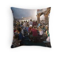 Portugal Day Festival - Newark NJ Throw Pillow