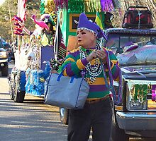 Mullet Parade - Mardi Gras by Amy Boddie