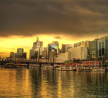 Darling Harbour - HDR by Michael Patsalou