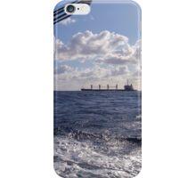 Sailing Fast In Company iPhone Case/Skin