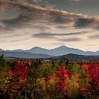 Whitefield NH Fall by awgilmore