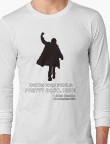 JOHN BENDER - THE BREAKFAST CLUB Long Sleeve T-Shirt