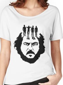 Stanley Kubrick and his droogs! Women's Relaxed Fit T-Shirt