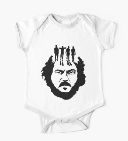 Stanley Kubrick and his droogs! One Piece - Short Sleeve