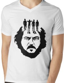 Stanley Kubrick and his droogs! Mens V-Neck T-Shirt
