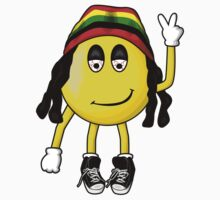 Rasta Smiley Kids Clothes