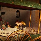Rosa's Cantina Cart by Linda Gregory