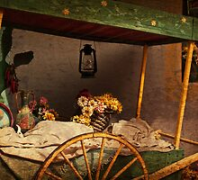Rosa's Cantina Cart by Linda Gregory