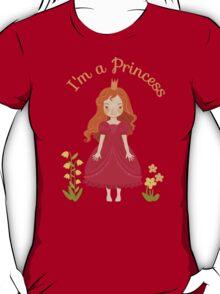 Little girl Princess T-Shirt