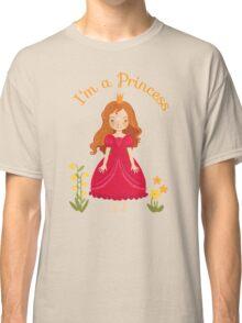 Little girl Princess Classic T-Shirt