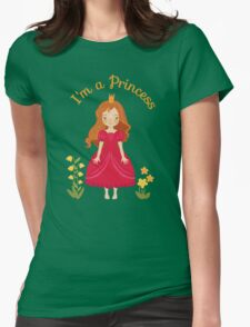 Little girl Princess T-Shirt