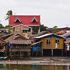 Calbayog City Harbor Dwellers by awgilmore