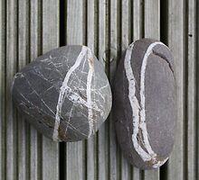 Pebbled deck by Martinej
