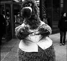 Philly Phanatic by larrabeephoto