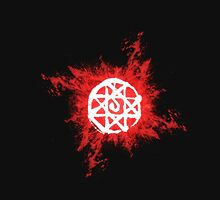 FMA. Alphonse blood sign. Fullmetal Alchemist. by LAZARE-TENDO