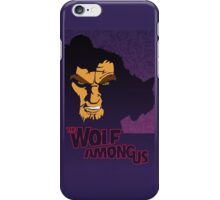 The Wolf Among Us iPhone Case/Skin