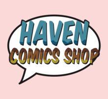 Haven Comics Shop One Piece - Long Sleeve