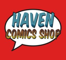 Haven Comics Shop One Piece - Short Sleeve
