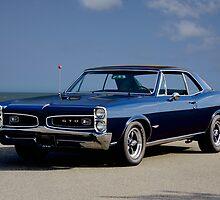1966 Pontiac GTO II 'American Muscle' by DaveKoontz
