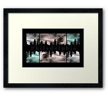 Phila Moods Framed Print