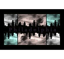 Phila Moods Photographic Print