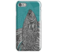 Beta Fish iPhone Case/Skin