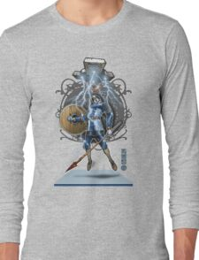 Game of Kings, Wave Eight - the White King-Bishop's Pawn Long Sleeve T-Shirt