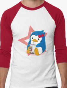 N°3 - Coffee time Men's Baseball ¾ T-Shirt