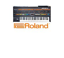 Roland Jupiter 8 Photographic Print
