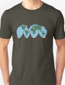 Unzipped World Unisex T-Shirt