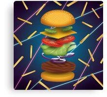 Max Burger Canvas Print