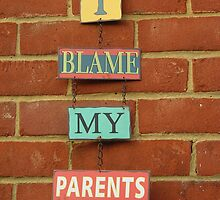 Who's to Bless and Who's to Blame? by pix-elation