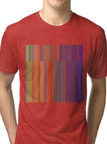 Spiked Colors Tri-blend T-Shirt