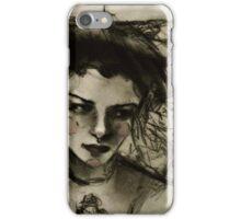 Lady Grey iPhone Case/Skin