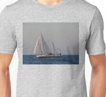 Sailing Ketch Francesca Unisex T-Shirt