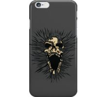 Skull Out iPhone Case/Skin
