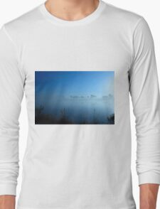 Monument Lake  Long Sleeve T-Shirt
