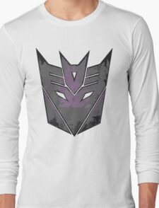 Decepticon Long Sleeve T-Shirt