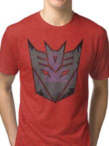 Decepticon Tri-blend T-Shirt