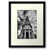Esplanade Tower Framed Print