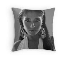 Arabesca Backlight Throw Pillow