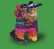 Mexican Squirrel Kids Clothes