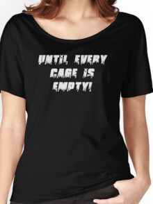 Until Every Cage Is Empty 2 Women's Relaxed Fit T-Shirt