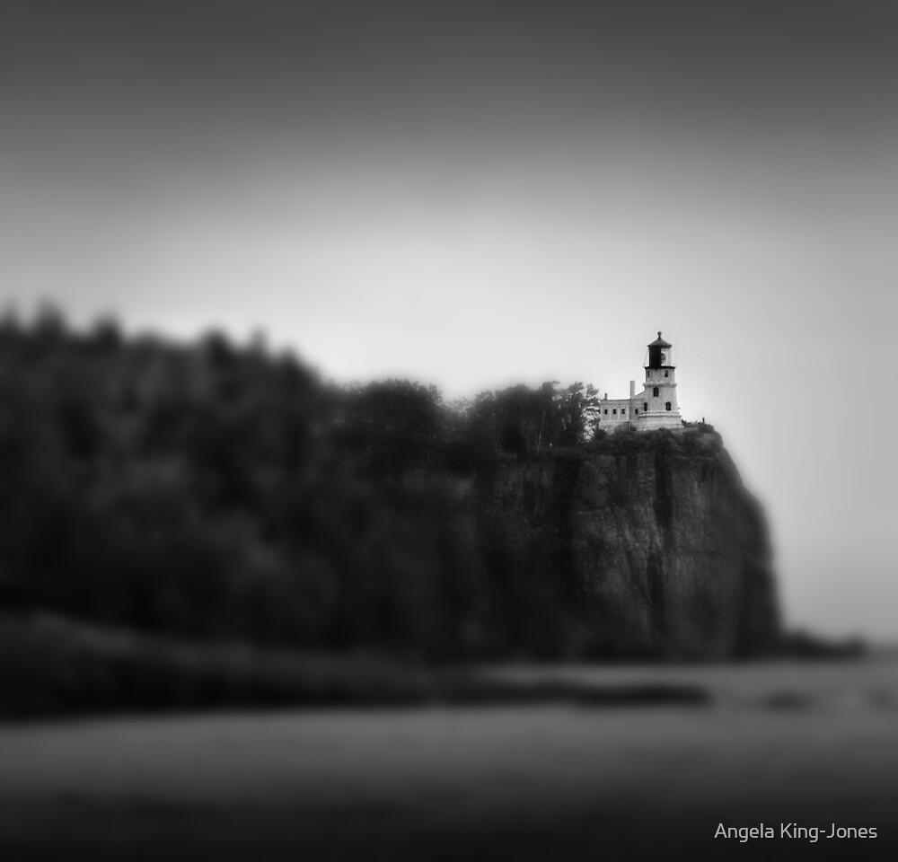 Splitrock Lighthouse by Angela King-Jones