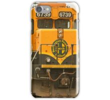 Trains - Locomotive - Ready for Service iPhone Case/Skin