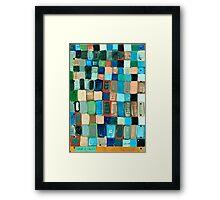 ART BOARD/BORED  Framed Print
