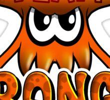 Team Orange - Inkling Sticker