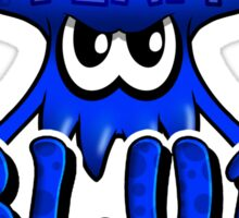 Team Blue - Inkling Sticker