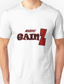 Massive Gainz T-Shirt